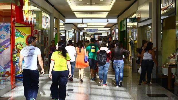 Consumo ; varejo ; compras ; emprego temporário ; Dia das Mães ; Dia dos Pais ; consumidor ; vendas ;  (Foto: Flávio Pereira/Fotos Públicas)
