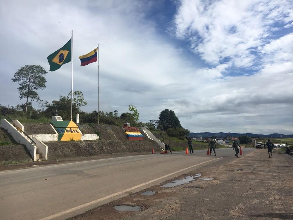 Venezuela Fecha Fronteira Com O Brasil às Vésperas Das Eleições Presidenciais