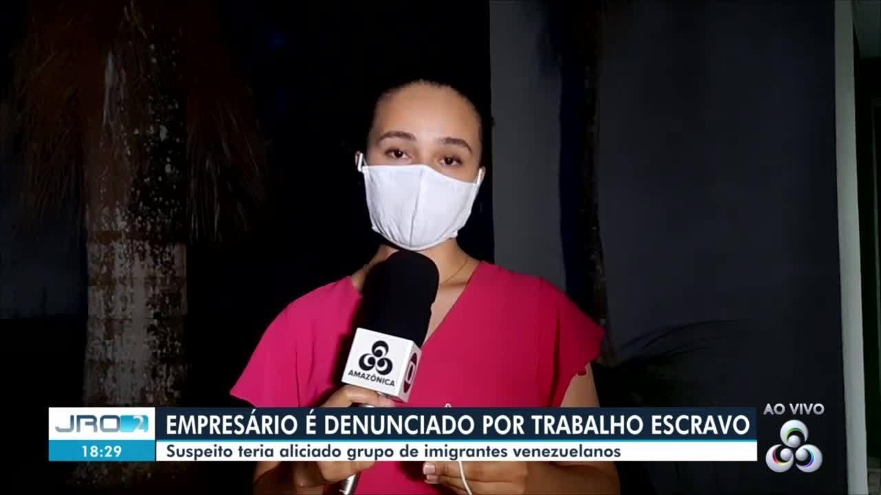 Empresário é denunciado por trabalho escravo em Ji-Paraná