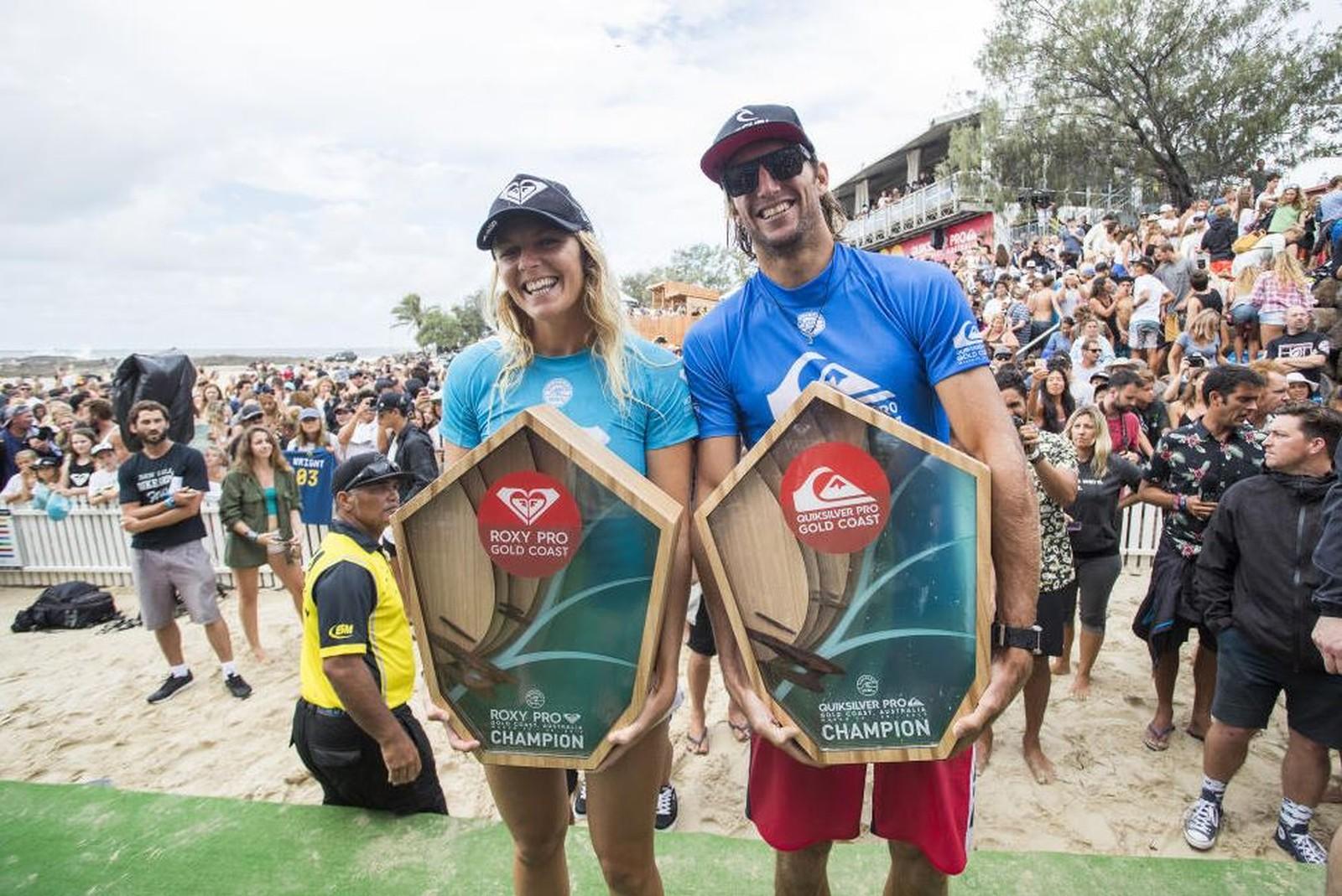 WSL anuncia premiações iguais para homens e mulheres em 2019