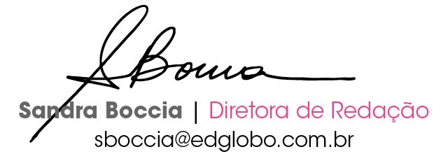 Carta do Editor / Expediente (Foto:  )