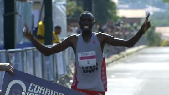 Corrida Integração 2019: queniano Nikolas Kosgei supera brasileiros e conquista título inédito