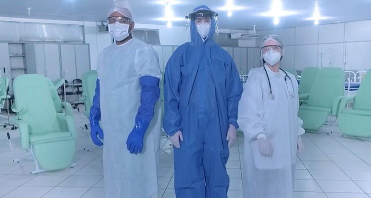 Paraíba vai receber mais de 553 mil equipamentos de proteção para combate ao coronavírus