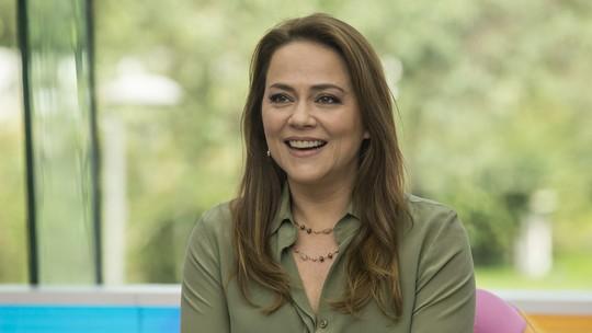Vivianne Pasmanter relembra trajetória no 'Meu Vídeo é Um Show'