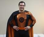 Daniel Boaventura em 'SuperÔnix' | TV Globo