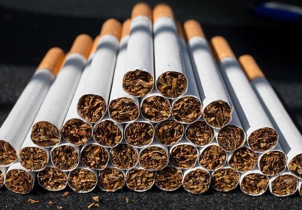 cigarros, tabaco, fumar (Foto: Matt Cardy/Getty Images)