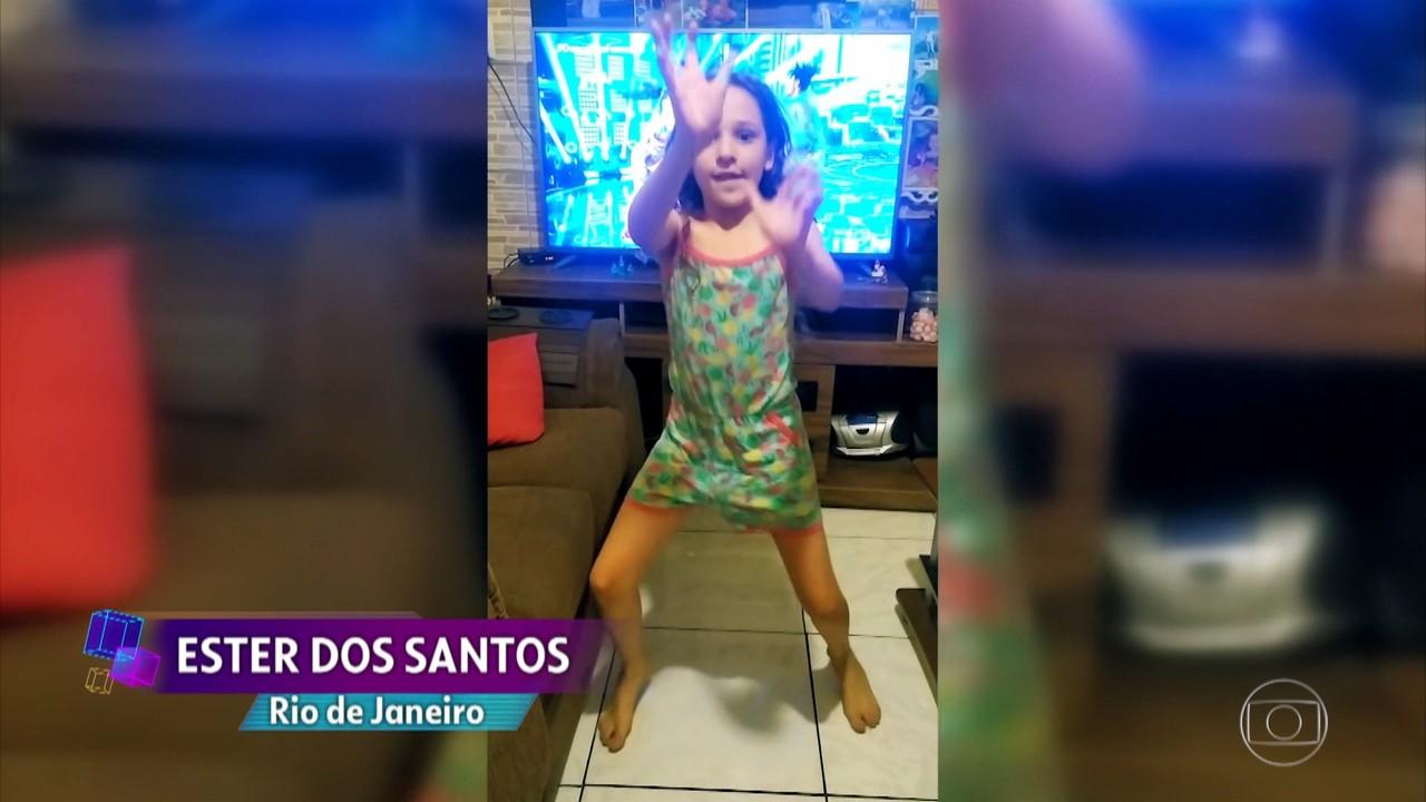 Criança na Dança!