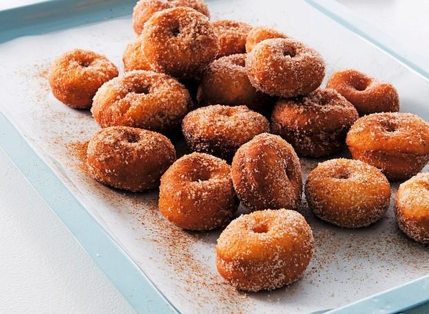 Minidonuts de canela (Foto: StockFood /Great Stock!)