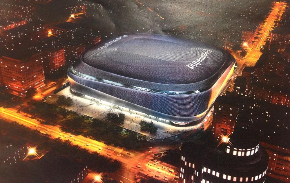 029d25f3e714d O Real Madrid conseguiu aprovar o financiamento da reforma do Estádio  Santiago Bernabéu junto ao quadro de sócios