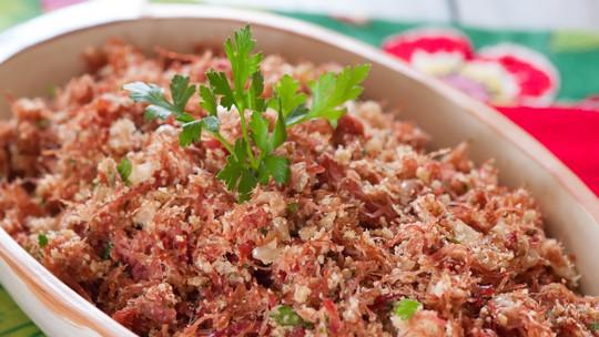 Receitas de Carne Seca | Carnes - Receitas Gshow Almondegas Receita Portuguesa