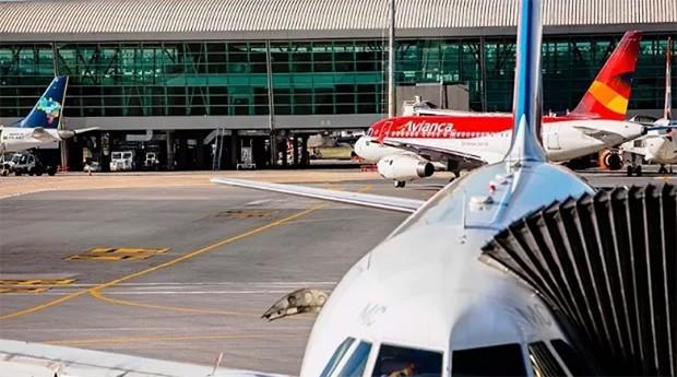 Aeroporto de Brasília: voos serão limitados  (Foto: Reprodução)