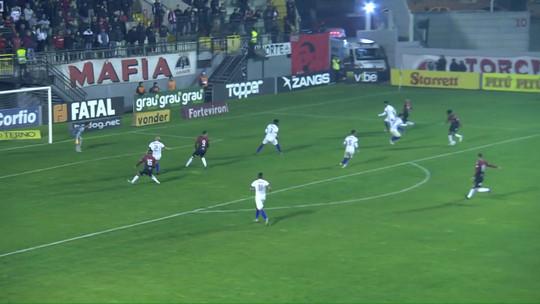 Veja o gol e melhores momentos de Brasil-RS x Paraná pela décima rodada da Série B