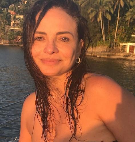 Luiza Tomé (Foto: Reprodução Instagram)