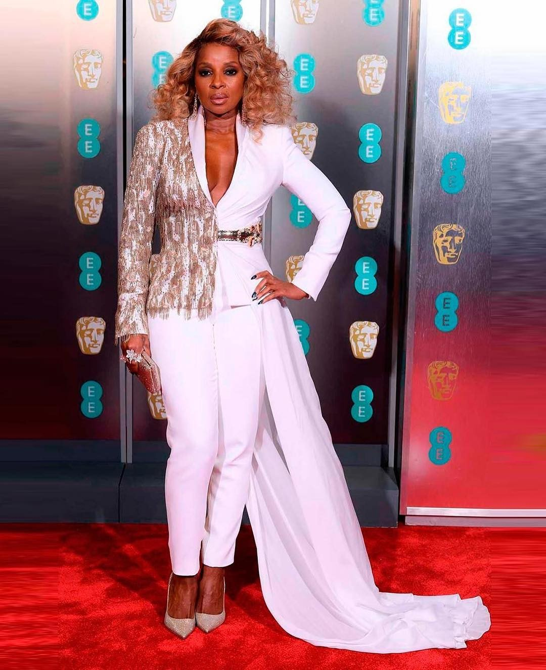 Mary J Blige (Foto: Getty)
