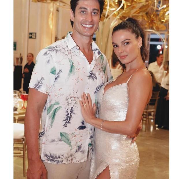 André Resende e Isis Valverde (Foto: Reprodução Instagram)