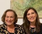 Nicette Bruno com a filha, Beth Goulart | Reprodução