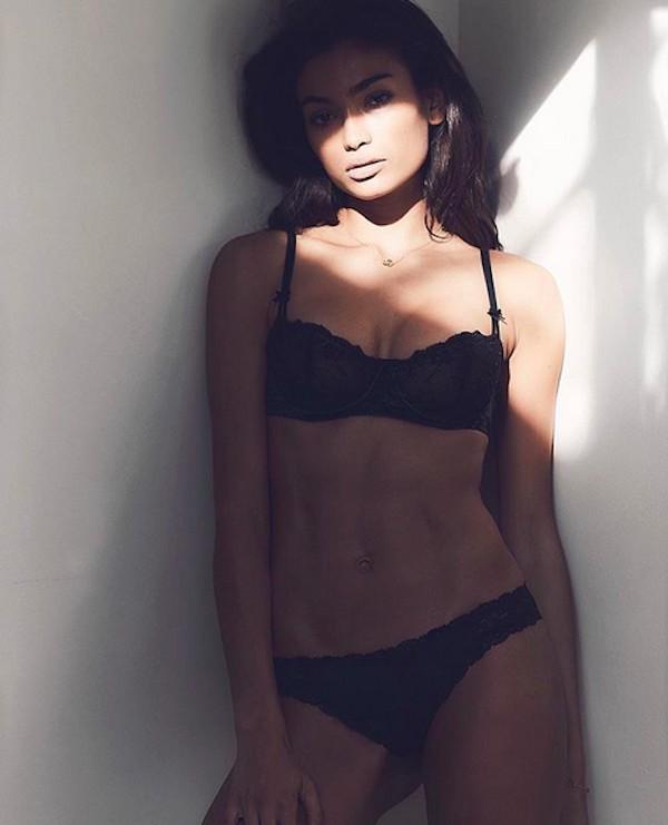 A modelo Kelly Gale (Foto: Instagram)