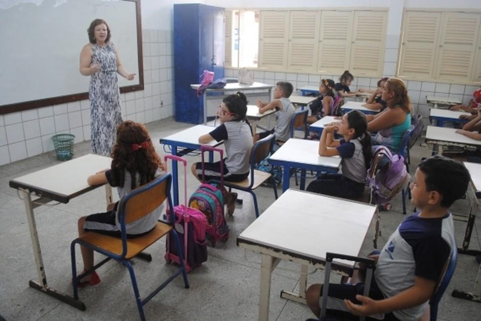 Prefeitura de Natal anuncia novo concurso para professores. — Foto: Adrovando Claro/Prefeitura de Natal