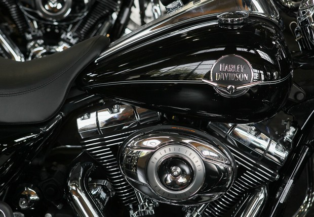 Harley-Davidson (Foto: Scott Olson/Getty Images)