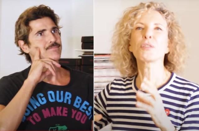 Reynaldo Gianecchini e Marília Gabriela (Foto: Reprodução)