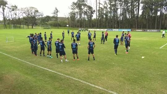 Com reforços, Londrina deve ter cinco mudanças contra o Paysandu; veja o time