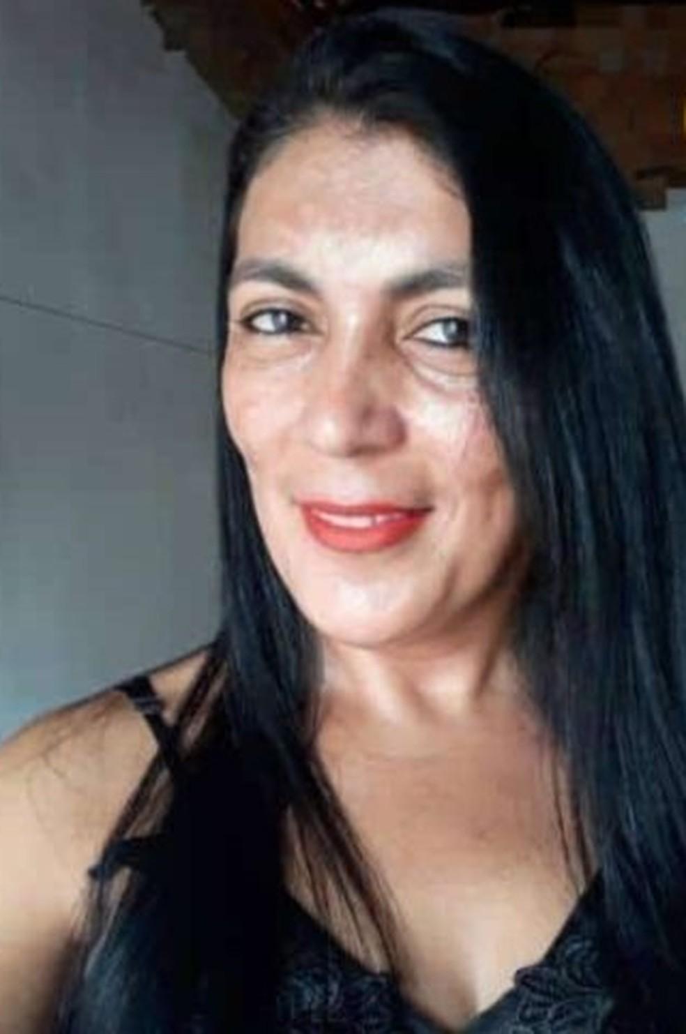 Elissandra Andrade Souza da Silva morreu ao ser atropelada por um motorista que avançou contra um bloco de carnaval em Santa Inês — Foto: Divulgação/Polícia Civil