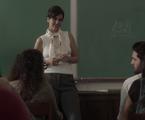 Mariana Lima em cena de 'Os dias eram assim'   Reprodução