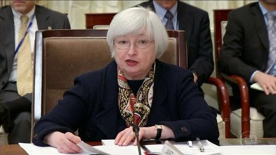 Primeira mulher a chefiar o banco central americano assume em fevereiro