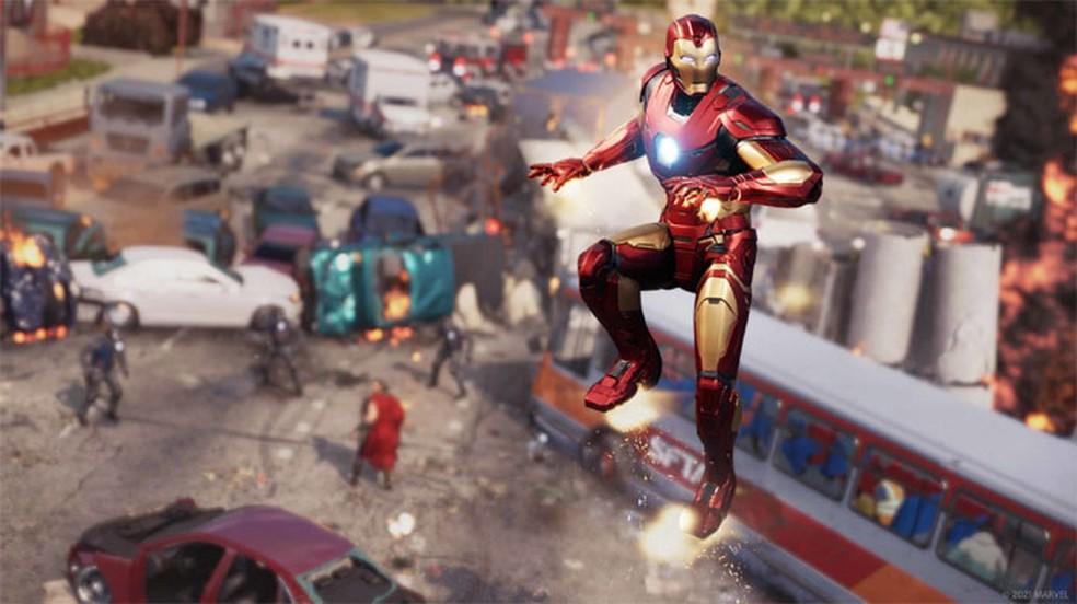 Marvel's Avengers era um jogo com grande potencial, mas foi atrapalhado por problemas no percurso — Foto: Reprodução/Steam