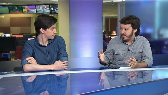 Jornalistas analisam a situação do São Paulo após eliminação na Copa do Brasil