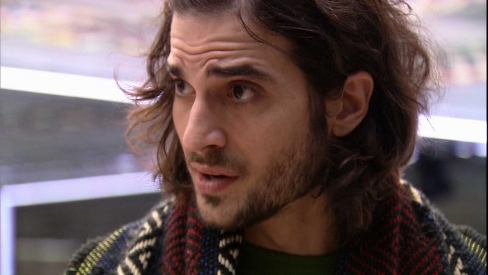 Fiuk pede à Juliette: 'Seja mais transparente, seja mais sincera' — Foto: Globo