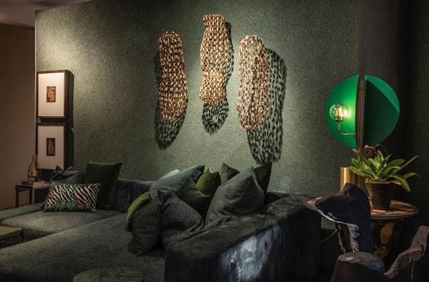 Mostra de decoração reúne expoentes da arquitetura nacional em SP (Foto: Romulo Fialdini)