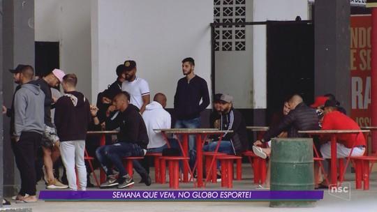 Globo Esporte prepara documentário sobre a recuperação do Figueirense