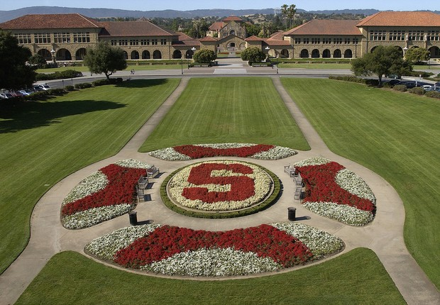 Universidade de Stanford, na Califórnia (Foto: Divulgação)