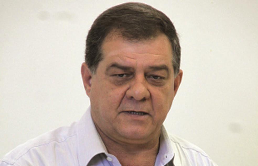 Prefeito de Matão, Adauto Aparecido Scardoelli (PT), morreu aos— Foto: Deivide Leme/Arquivo