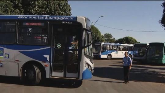 Motoristas do transporte público de Uberlândia passam por treinamento