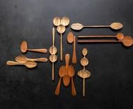 Designers criam talheres excêntricos em projeto experimental de culinária