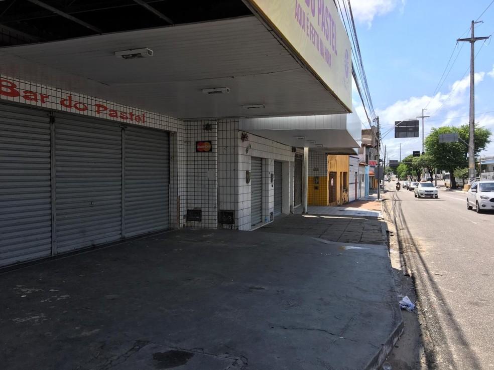 PM da reserva e empresária foram mortos durante assalto na madrugada deste domingo (15).  — Foto: Quezia Oliveira/Inter TV Cabugi