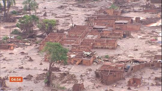 Oitenta e três famílias atingidas por rompimento da barragem de Fundão fecham indenizações