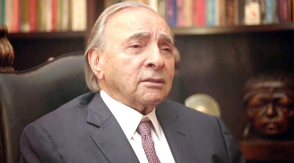 Ueze Zahran, da Copagaz; empresário faleceu aos 94 anos (Foto: Divulgação)