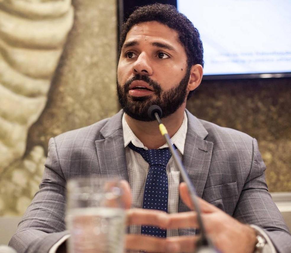 O deputado federal David Miranda (PSOL-RJ)  — Foto: Divulgação