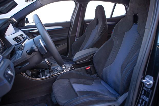 BMW X2 M35i interior (Foto: Rodrigo Ruiz/Divulgação)