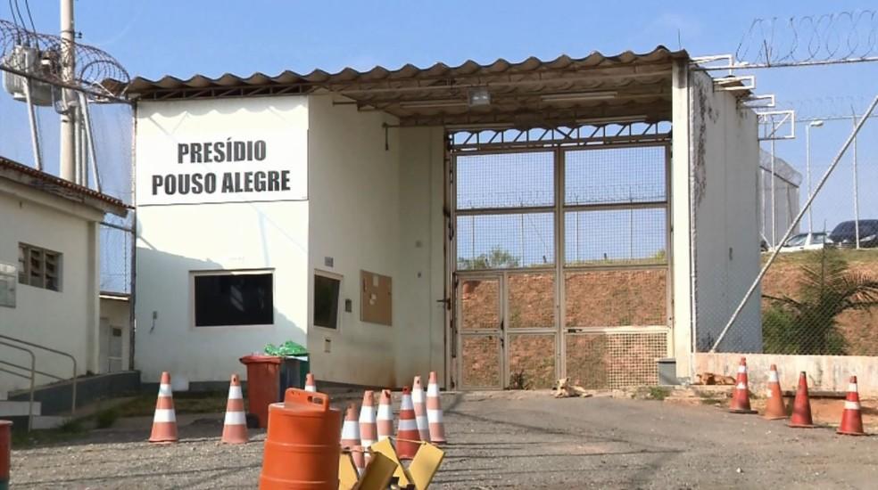 Ex-agente denuncia facilitação de fugas em presídio de Pouso Alegre (MG) (Foto: Reprodução/EPTV)