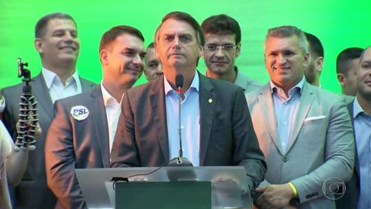 PSL oficializa candidatura de Jair Bolsonaro à Presidência da República