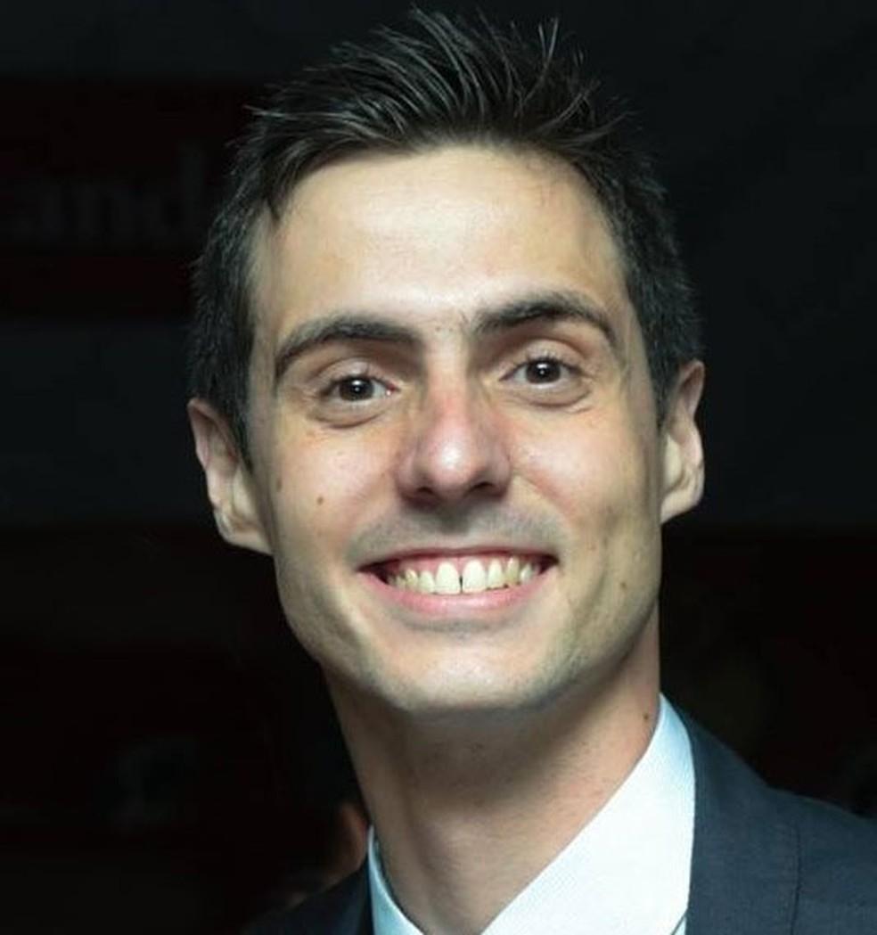 O pesquisador da Unicamp, Hader Azzini, desenvolveu a tecnologia (Foto: Hader Azzini/Arquivo pessoal)