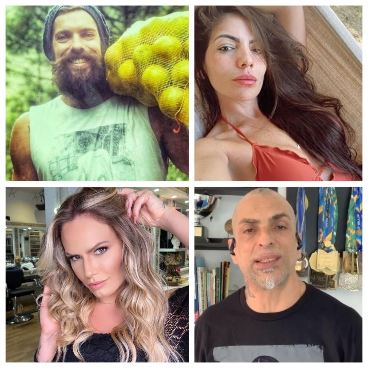 'Big Brother Brasil': veja antes e depois de ex ...