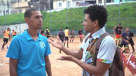 Projetos culturais e educativos da Baixa de Quintas atendem a jovens da comunidade