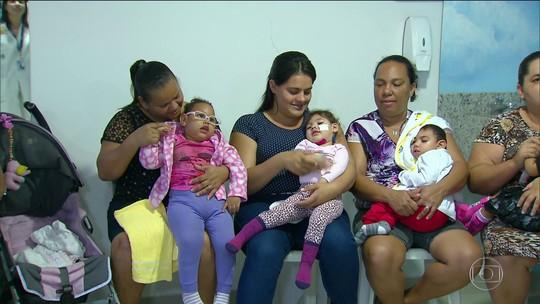 Com apoio e amor, crianças com microcefalia superam limitações