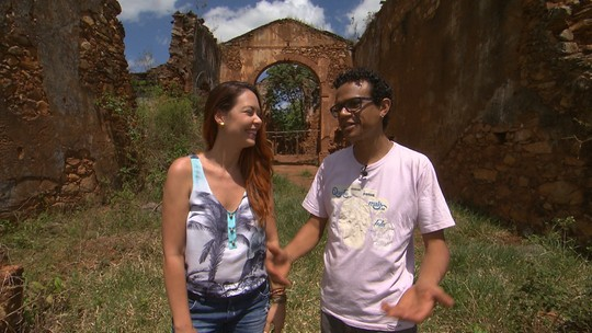 Conheça os mistérios que cercam as ruínas da Igreja das Figuras