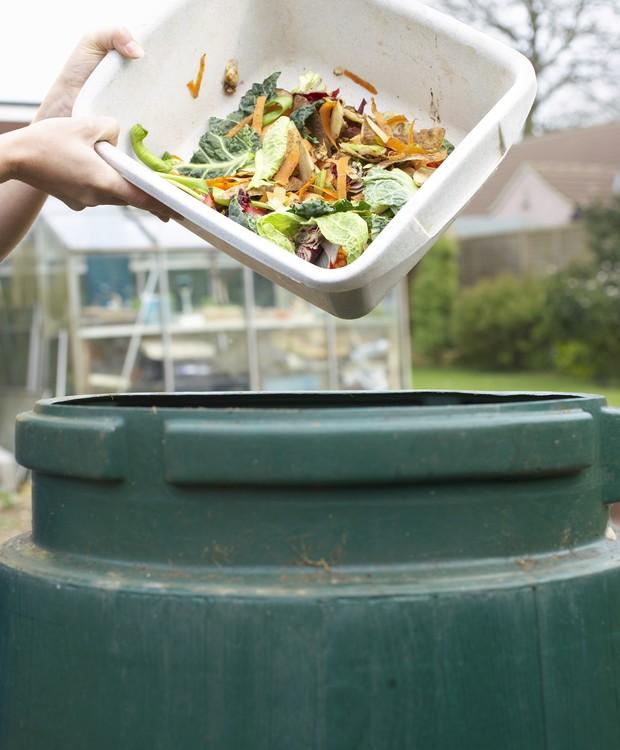 Composteira caseira (Foto: Thinkstock)